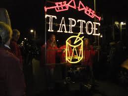 Iedereen naar de Taptoe